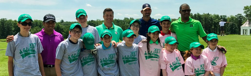 The Links' Junior Golf Academy, golf instruction in Hudson Valley